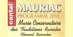Musée Conservatoire Traditions Rurales de Mauriac