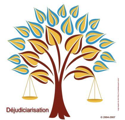 Dejudiciarisation